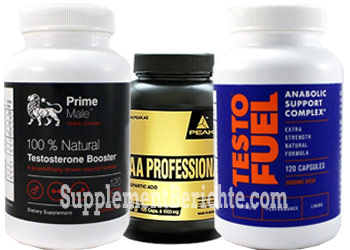 Top 3 Testosteron Booster